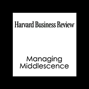 Managing MiddlescenceConnect and Develop: Inside P&G's New Model for Innovation (Harvard Business Review) | [Robert Morison, Tamara Erickson, Ken Dychtwald, Harvard Business Review]
