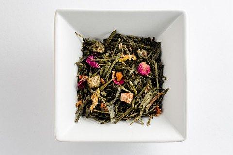 Craft Of Tea -Bonfire Heart, Fruit Herbal & Decaf Loose Leaf Tea 4 Oz.
