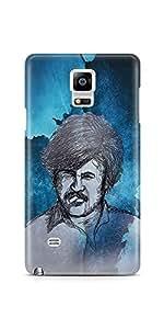 Casenation Superstar Samsung Galaxy Note 4 Matte Case