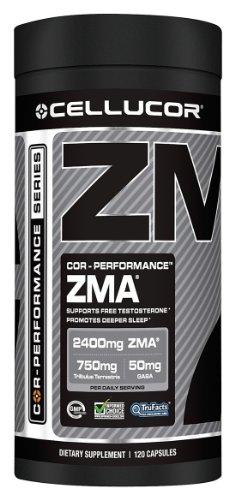 Cellucor - Zma, 120 Capsules