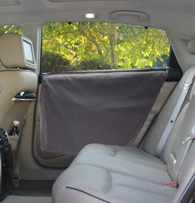 lanyar microfiber dog car door guard cover window door protector for dogs pet ebay. Black Bedroom Furniture Sets. Home Design Ideas