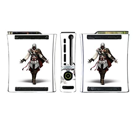 Assassin's Creed 2 II Game Skin for Xbox 360 Console