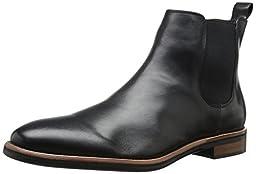 Gordon Rush Men\'s Wallis Chelsea Boot, Black, 11.5 M US