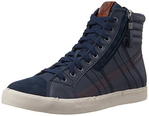Diesel Stivaletto Sneaker Uomo Velows String Men India Ink Blu Y00781 PR131 T6059,42