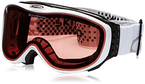ALPINA Erwachsene Skibrille Challenge 2.0 QV
