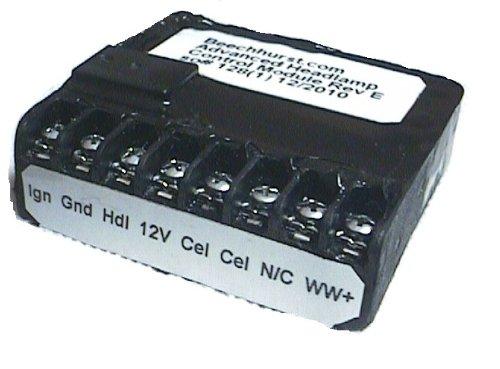 Automatic Headlight Control Module (Windshield Wiper Delay Kit compare prices)