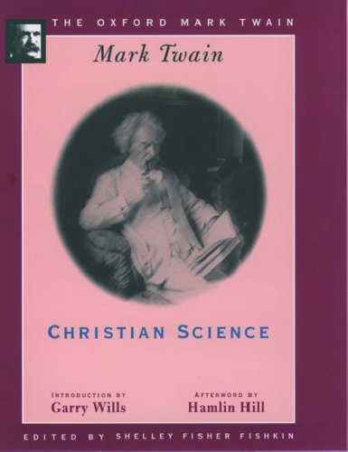 Image for Christian Science (1907) (Oxford Mark Twain)
