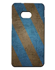 Pickpattern Hard Back Cover for HTC One Single Sim