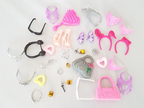 Multipack-de-Accesorios-Pretty-Doll-para-mueca-Medida-compatible