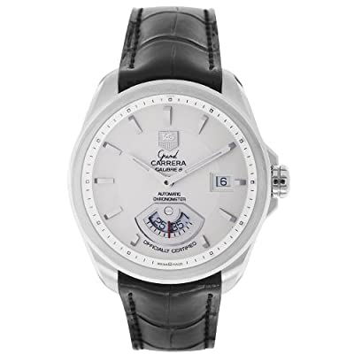 TAG Heuer Men's WAV511B.FC6224 Grand Carrera Automatic Certified Watch from TAG Heuer
