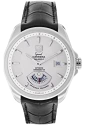 TAG Heuer Men's WAV511B.FC6224 Grand Carrera Automatic Certified Watch