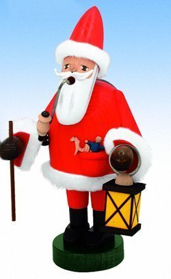Santa Lamp German Smoker SMK210X60 by KWO