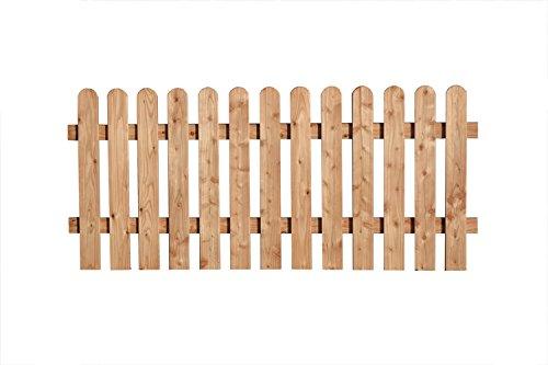 Gartenzaun Holz Kesseldruckimprägniert ~ Befreien die Animation  In der Nähe der Sensoren