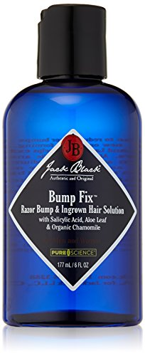 Jack Black is Bump Fix Razor Bump & Ingrown Hair Solution, 6 fl. oz.