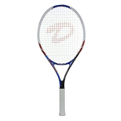 """DSC Ti-Thunder Tennis Aluminium Racquet """"Full Cover"""""""