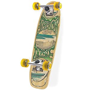 SECTOR 9 BAMBOO MALIBU COMPLETE-7.5x26.5 B0 mini