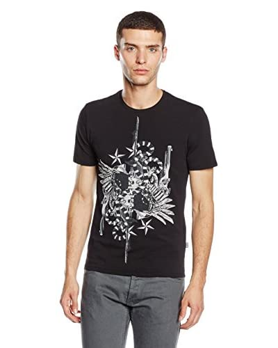 Just Cavalli T-Shirt Manica Corta [Bianco]