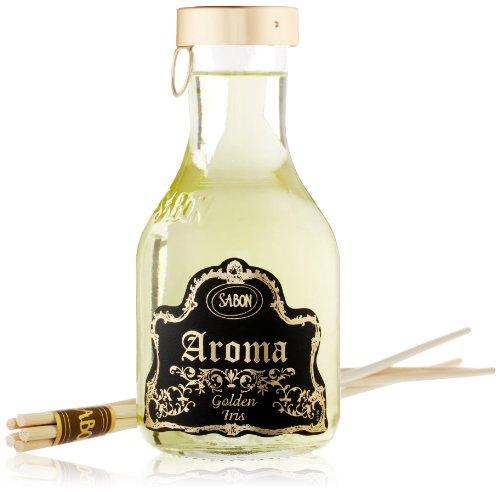 SABON Aroma Reed Diffuser, Golden Iris, 8.8 fl. oz.