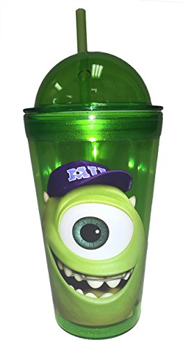 Disney Monsters University Mike Tumbler Cup with Dome Lid