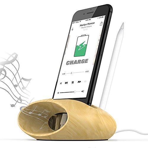 jelly-comb-support-telephone-portable-smartphone-en-bois-naturel-avec-amplification-de-volume