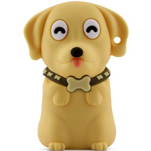 Bone DRSC11011-8Y Dog Driver 8GB Speicherstick USB 2.0 gelb