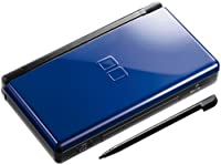 Nintendo DS Lite Cobalt / Black from Nintendo
