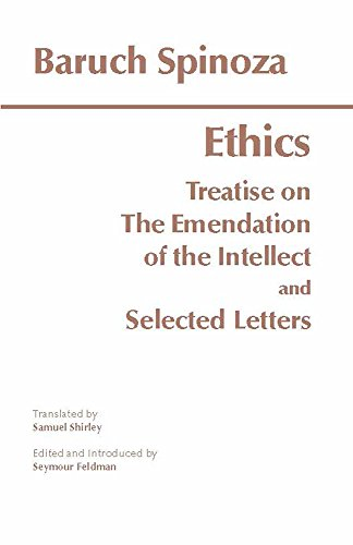 Ethics: with The Treatise on the Emendation of the...