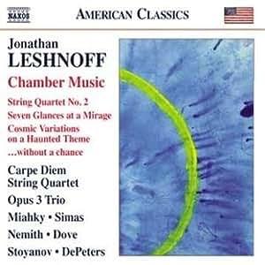 String Quartet No.2 / Seven Glances at a Mirage