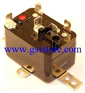 White-Rodgers 90-294Q SPDT Enclosed Fan Relay