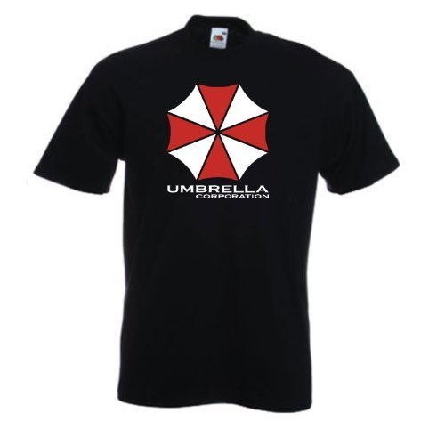 Bullshirt's Men's Umbrella Corporation T-Shirt.