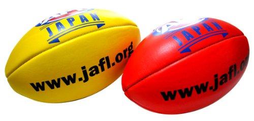Burley オーストラリアンフットボール(革製, Club Grade) AFL JAPAN Original