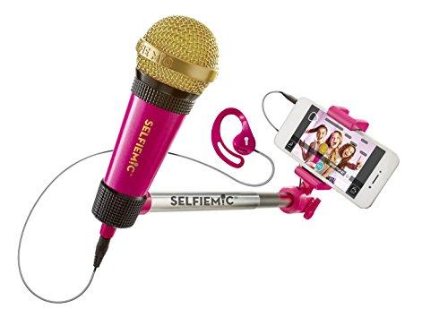IMC Toys - Selfie mic rosa (95250)