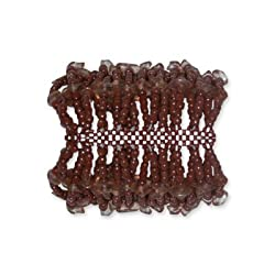 Brown Wooden Web Armlet