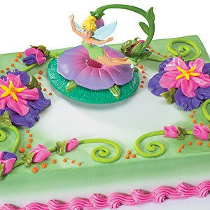 Amazon.com: Party Supplies - Tinker Bell Cake Topper: Toys