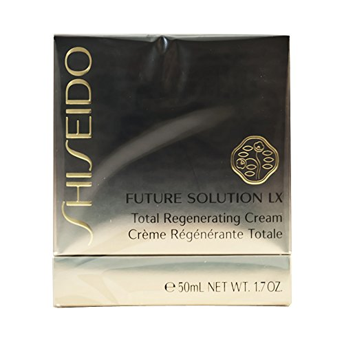 Shiseido Future Solution LX Total Regenerating Cream 50 ml - Trattamento Viso - 50ml