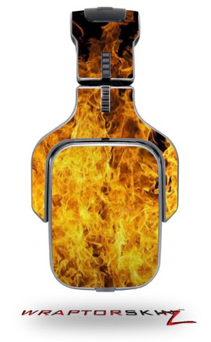Open Fire Decal Style Skin (Fits Tritton Ax Pro Gaming Headphones - Headphones Not Included)