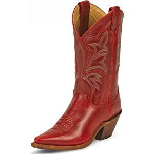 Justin Boots Women's Vintage Fashion 11