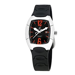 Calypso Women's K5161/6 Black Dial Red Accents Watch