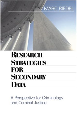 Research Strategies for Secondary Data: A Perspective for...