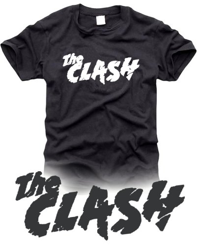 shirtstore - T-shirt The Clash, taglia M