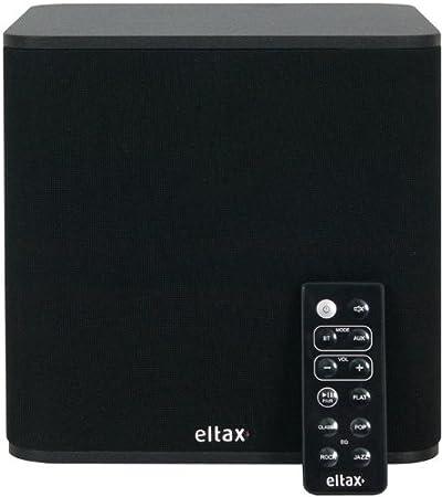 Enceinte Bluetooth Eltax Cube Noire