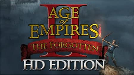 Age of Empires II  HD: The Forgotten [Online Game Code]