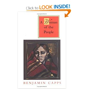 Woman of the People (Texas Tradition Series) Benjamin Capps and James Ward Lee