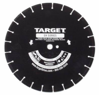 Target 773656 14 Inch EH High Speed Wet/Dry Diamond Blade (Target Wet Saw compare prices)