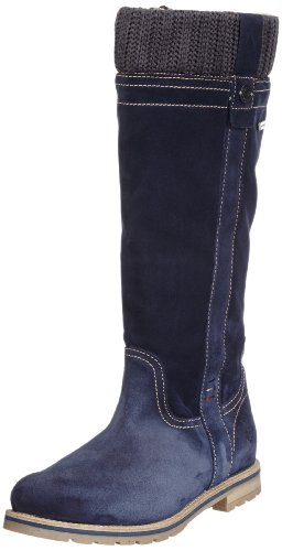 Tamaris Womens Tamaris-ACTIVE Desert Boots Blue Blau (NAVY 805) Size: 6.5 (40 EU)