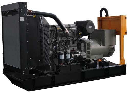 350Kw Perkins Diesel Generator