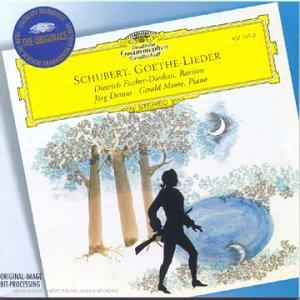 Schubert : Goethe-Lieder