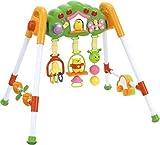 Basic Baby Toys 光る!森のわくわくメロディジム