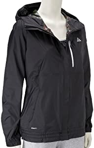 Nike Women's Full Zip Superlight Shell Jacket - Black, Size 6/8