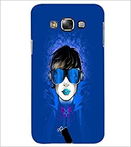 PrintDhaba Face D-3966 Back Case Cover for SAMSUNG GALAXY A8 (Multi-Coloured)